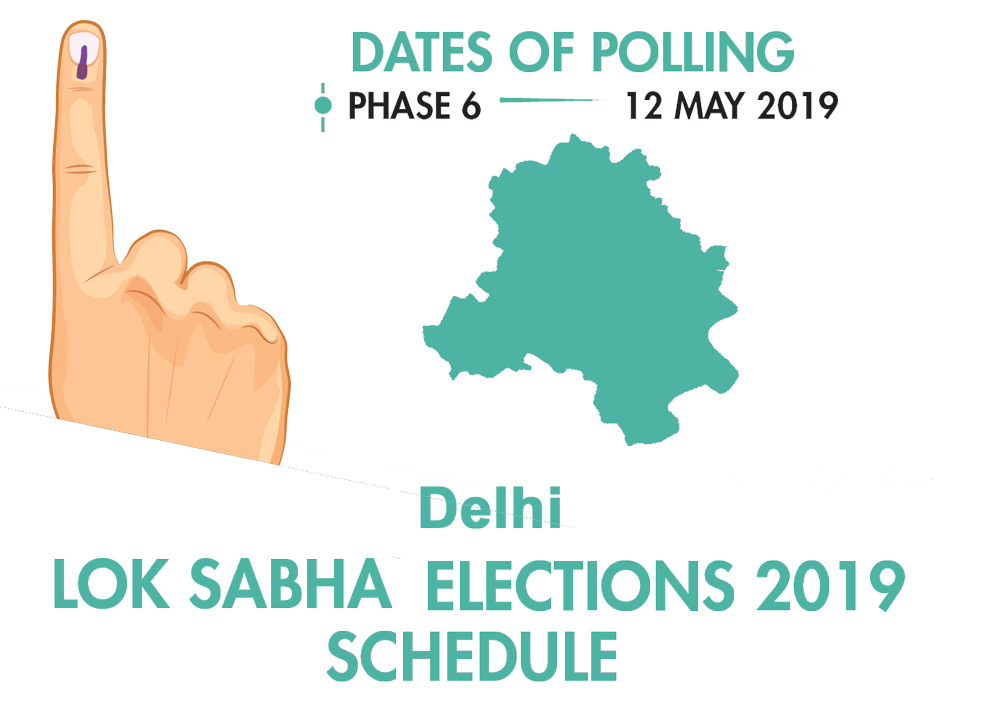 Delhi-Lok-Sabha-Election-Schedule