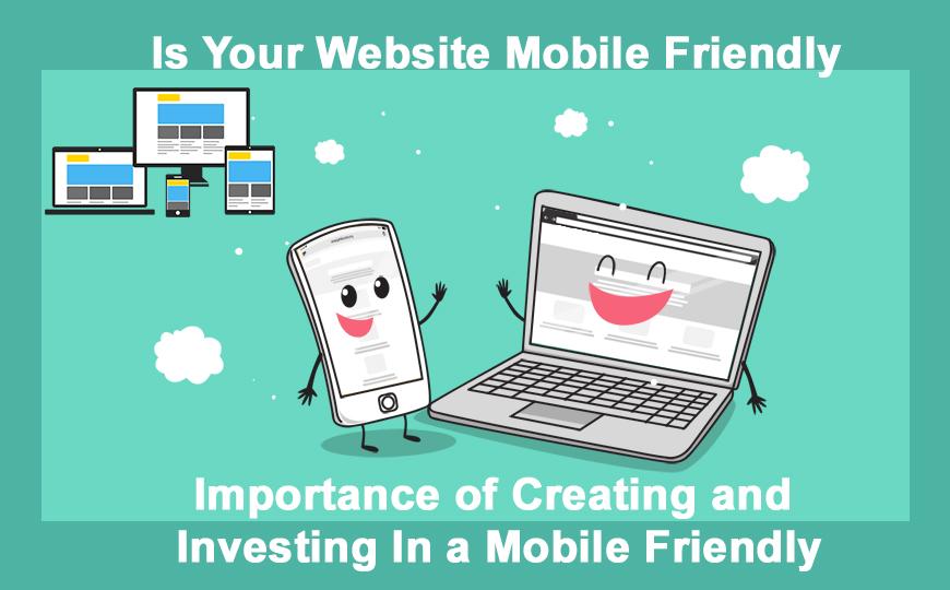 Mobile Friendly Website Myinfoadda