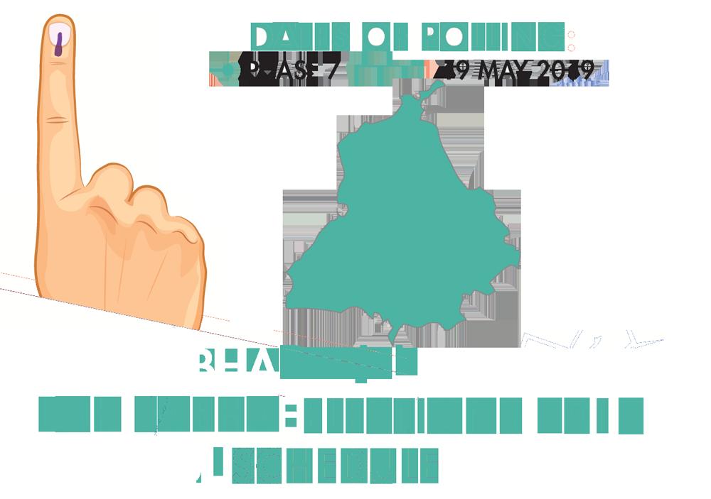 Punjab Lok Sabha Election Schedule