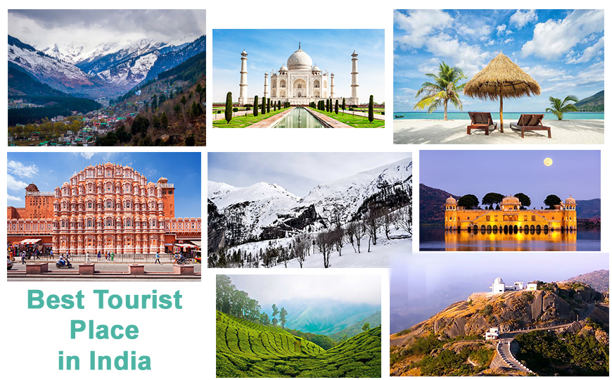 best tourist place in india