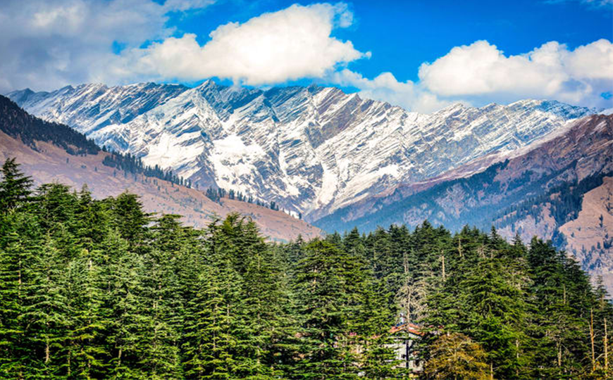 Manali Best Tourist Places In India